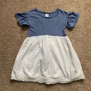 BabyGap flutter sleeve dress